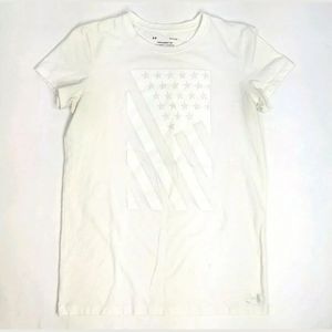 Under Armour The Classic Tee T Shirt Flag Graphic